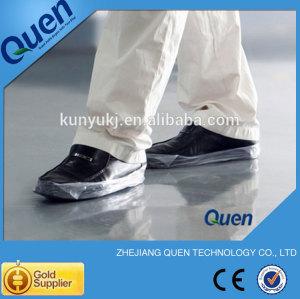 Zapato del PVC cubiertas para zapatos de la cubierta