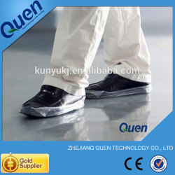 Pvc couvre-chaussures pour couvre-chaussures distributeur