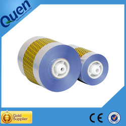 PVC film roll for shoe cover dispenser