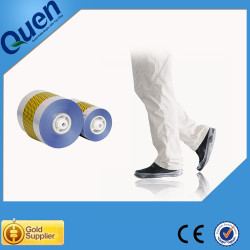 Disposable auto shoe cover machine for hospitals