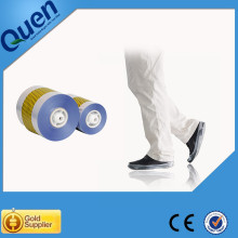 Durable PVC shoe cover for medical