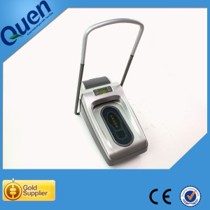 Quen Automatic medical  shoe cover dispenser for dental doctor