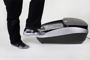 automatic shoes wrapping machine