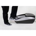 Disposable Shoe Cover Dispenser for Real Estate