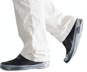 QUEN Automatic Shoe Wrapping Machine