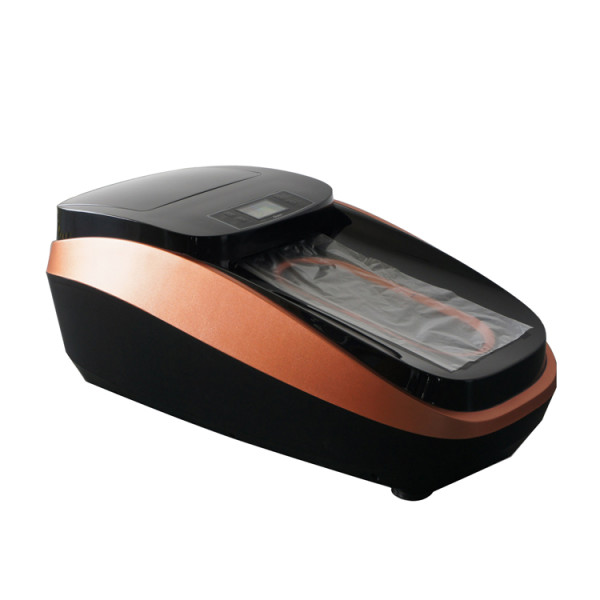 Quen thermal automatic shoe cover machine