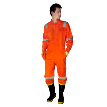 Flame-retardant garment,coverall,jacket and pant kit