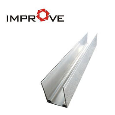 Aluminium Bottom Profile