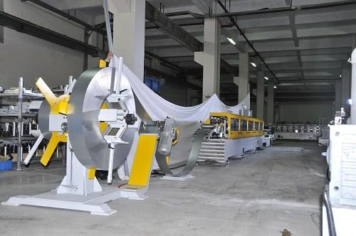 Rail Roll Forming Machine