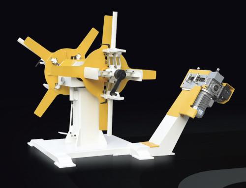 Dual-head decoiler