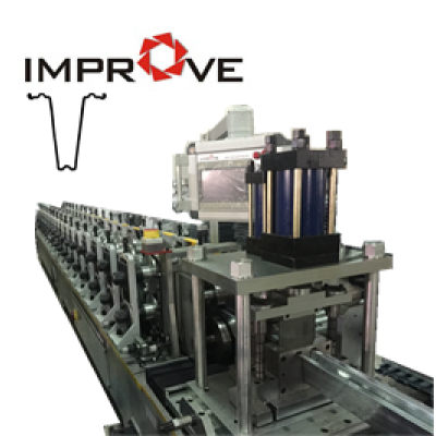 Reinforcement Roll Forming Machine