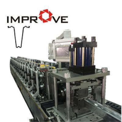 Reinforcement Roll Forming Machine