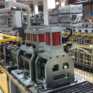 Perforated Slat Roll Forming Machine
