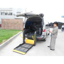 Xinder WL-D-880U hydraulic wheelchair lift load 250KG with and CE certificate
