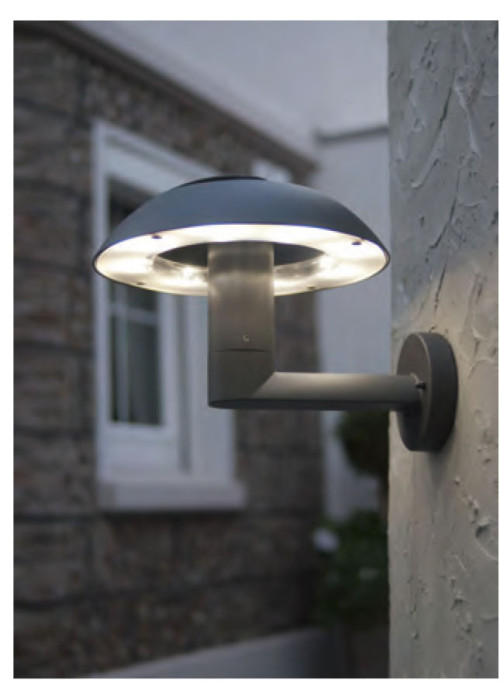 Wall mouted lamp outdoor light  mushroom head modern design IP65 WD-B135-C