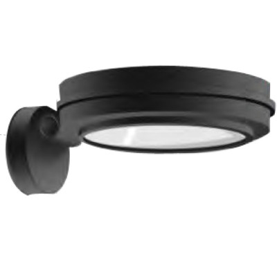 Wall lamp outdoor wall mounted light round head  wall sconce wall luminaire aluminum CREE/Bridgelux LED 18W/27W concise modern style φ220*110mm aluminum IP65 customized WD-B297