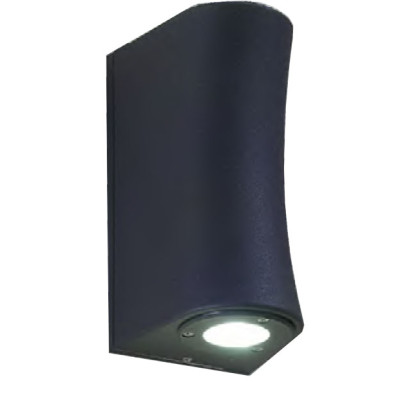 Wall lamp outdoor wall mounted lights customized irregular shape up and down light   140*180*310mm LED3W/6W/9W COB5W/10W concise modern style wall sconce WD-B220