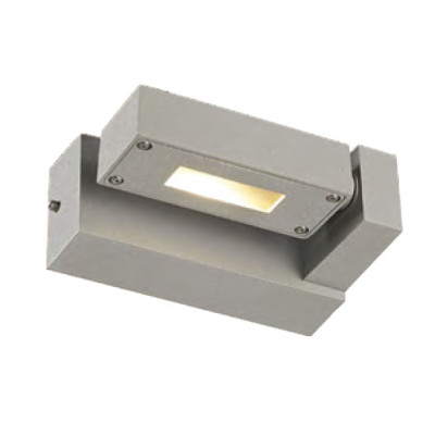 Wall mouted lamp outdoor lights custom low MOQ rectangle-shape  up-down direction adjustable WD-B225