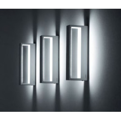 Wall lamp outdoor lights custom wall mouted light modern design rectangle-ring left-right  light WD-B230-A