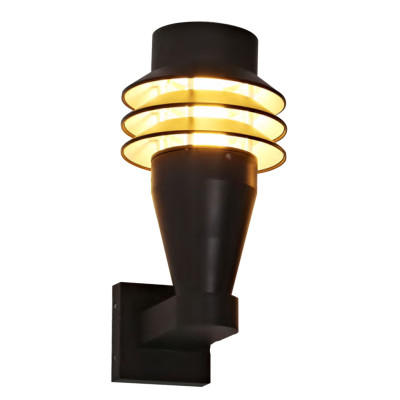 Wall lamp outdoor wall mounted light cylinder wall sconce wall luminaire aluminum D150*H360mm LED 6W/9W/12W CFL 16~23W concise modern style aluminum IP65 customized WD-B186