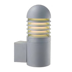 Wall lamp outdoor wall mounted light cylinder wall sconce wall luminaire aluminum D150*H360mm LED 6W/9W/12W CFL 16~23W concise modern style aluminum IP65 customized WD-B235