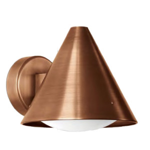 Wall lamp outdoor wall mounted light wall sconce copper aluminum LED 3W/5W/9W concise modern style WD-B227 down light IP65 customized