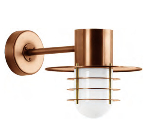 Wall lamp outdoor wall mounted light wall sconce copper aluminum LEd 3W/5W/9W modern style WD-B231 down light