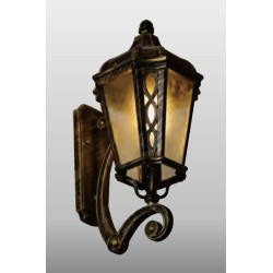 TFB Vintage Sconce Wall lamp custom non-standard outdoor retro wall mounted light CREE Bridgelux LED 9W~12W European style for Home Gate Doorway Porch Hallway aluminum tempered glass diffuser WD-B074