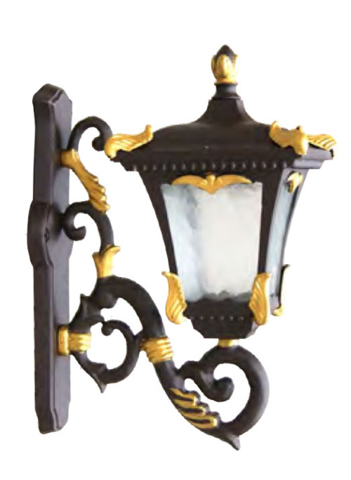 TFB Wall light wall luminaire custom non-standard outdoor wall mounted light LED ball lamp E27 CFL E27 European classical style Sconce for balcony corridor Lighting aluminum/stainless steel IP65 explosion-proof glass WD-B228
