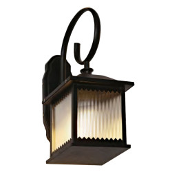 TFB Wall light wall luminaire custom non-standard outdoor wall mounted light LED ball lamp E27 CFL E27 European classical style Sconce for Home Gate Doorway Porch Hallway Lighting aluminum/stainless steel PMMA/PC/tempered glass WD-B207