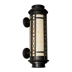Wall lamp  custom non-standard outdoor decoration wall mounted light CREE Bridgelux SMD LED T5 european style  aluminum/stainless steel PMMA/scagliola diffuser  cylinder-shaped WD-B001