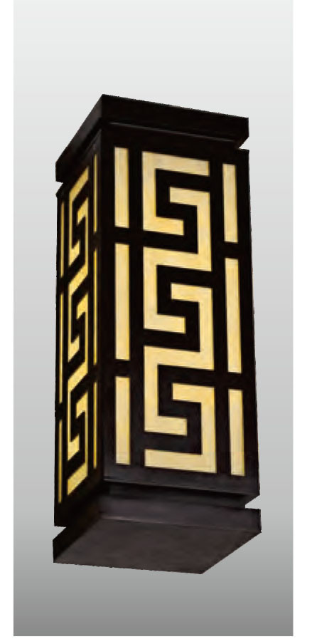 Wall lamp  custom non-standard Outdoor  Wall Mount Light Classical  SMD LED aluminum stainless steel light