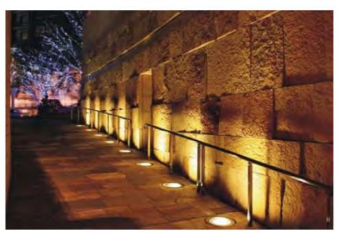 underground light/ in ground light