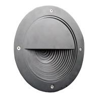 Wall lamp  customized  elliptical wall corner lamp