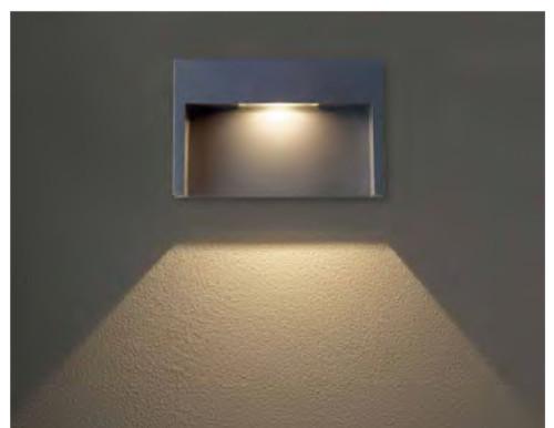 Wall lamp  customized wall corner lamp