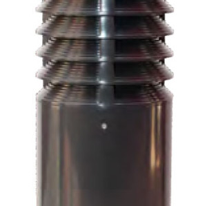 Bollard light Lawn Light Cyliner with cap LED module 6W/9W/12W CFL E27 13W/18W/23W WD-C009