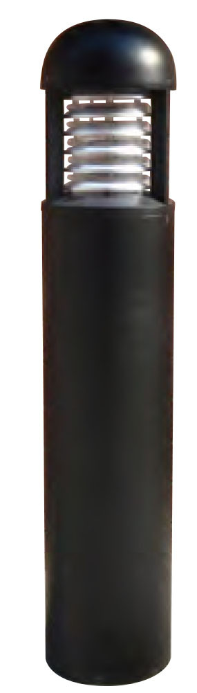 Bollard light Lawn Light round light cylinder PMMA/PC diffuser φ160*H800mm WD-C020
