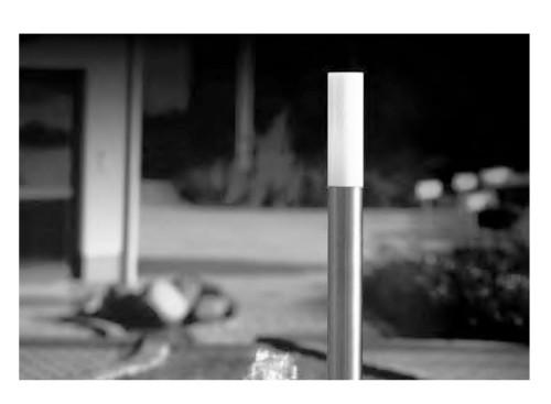 Lawn lamp bollard light cylinder concise style PMMA diffuser COB LED 5W/10W/15W CFL E27 11W/13W/16W WD-C035