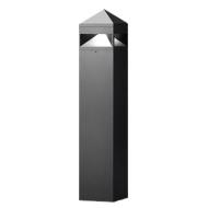 Lawn lamp bollard light modern design concise style cube cylinder square W180*L180*H830mm COB LED 10W/15W/20W WD-C230