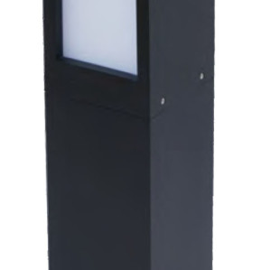 TFB Lawn lamp Bollard light LED module 6W/9W CFL E27 16W/18W/23W modern design exrternal flange WD-C146