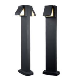 Lawn lamp Bollard light  LED module 6W/12W/18 CFL E27 16W/18W/23W  W140*H750/W240*H750mm IP55 Modern design style WD-C250/WD-C250-2