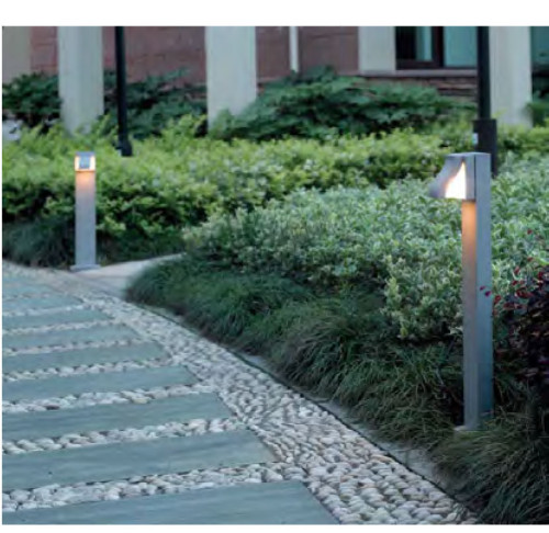 Lawn lamp Bollard light  LED module 6W/12W/18 CFL E27 16W/18W/23W  W140*H750/W240*H750mm IP55 Modern design style WD-C250/WD-C250-2
