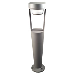 Lawn lamp bollard light popular modern concise design round aluminum/stainless steel LED module 6W/9W/12W CFL E27 13W/16W/23W  WD-C167 with design patent