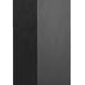 Lawn lamp bollard light W100*L200**H1000mm modern design cube  WD-C279