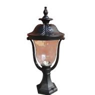 Lawn lamp bollard light middle age classic vetro style European CFL E27 13W/16W/18W WD-C270