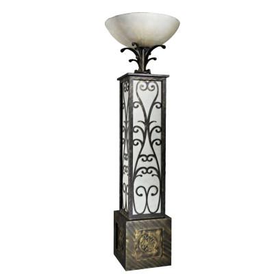 Landscape lamp LED 90W CFL E27 36W/45W T5 6*28W big basin chinese classic faux marble D800*H2550mm