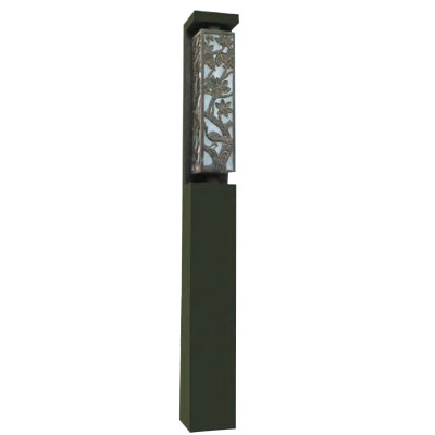 Landscape lamp LED 72W T5 4*35W  faux marble stainless steel +aluminum  chinese classic style