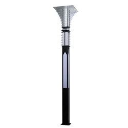 landscape light pole light light head and pole luminous layer style WD-T161
