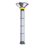 landscape light pole light flower head pole luminous SMD 180W T5 12*28W WD-T240