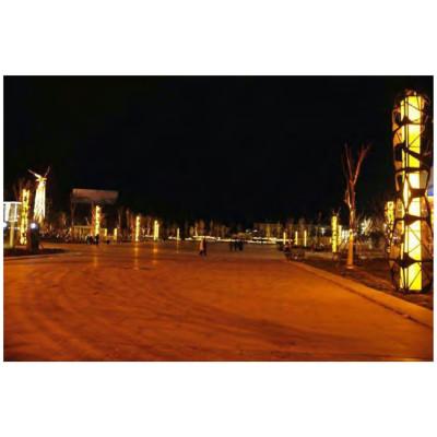 landscape light garden light custom outdoor lighting whole pole luminous pole light WD-T485